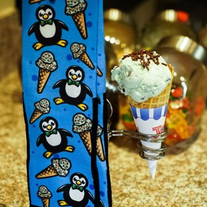 Adam Michael Rosen Foundation Penguins Regular Sock