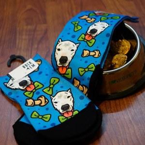 Adam Michael Rosen Foundation Sammy Regular Blue Sock